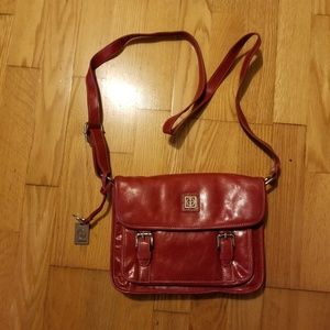 Gianni Bini Red Leather Purse